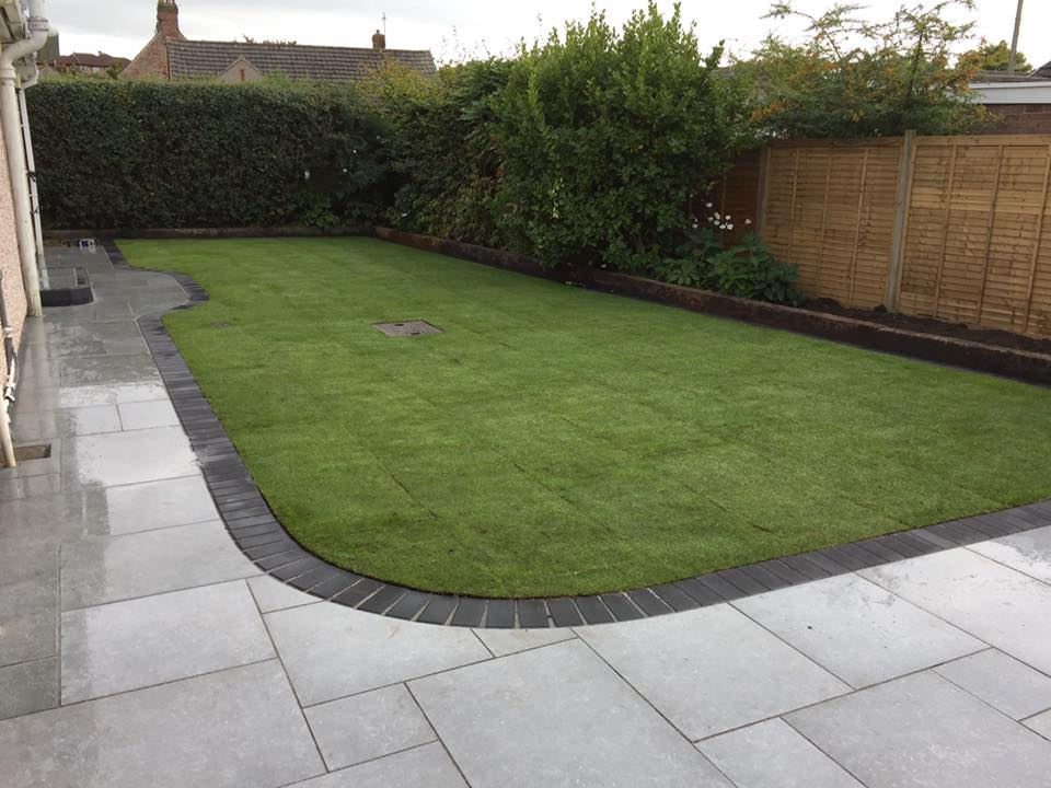 I'm so grateful to the Perfect Pave team for transforming my garden, it is  everything I could ask for and more. They were professional and courteous  ... - Patio, Lawn And Landscaping Perfect Pave Ltd