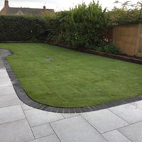 Patio, Lawn and Landscaping