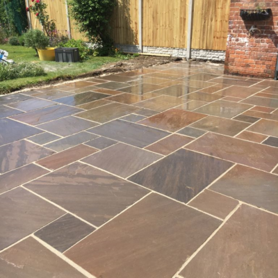 Autumn Blend Indian sandstone