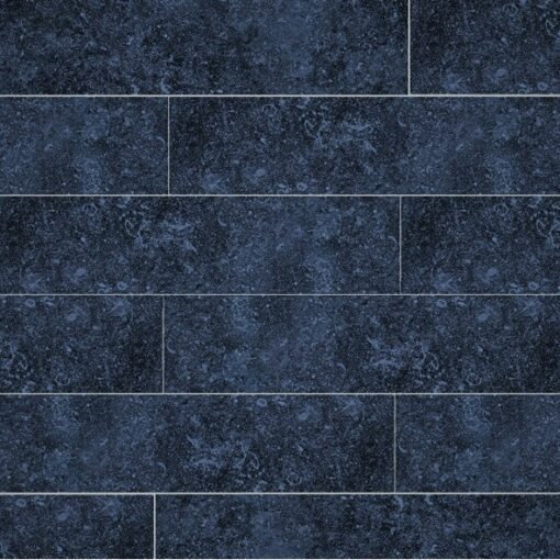 Benelux blue black Linear 900×200 Porcelain