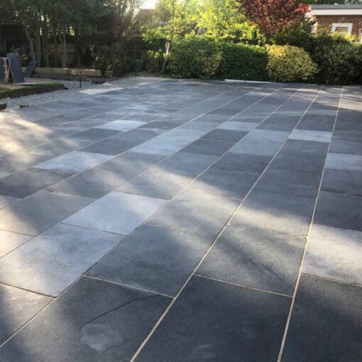 Black Limestone 600mm x 900mm Paving