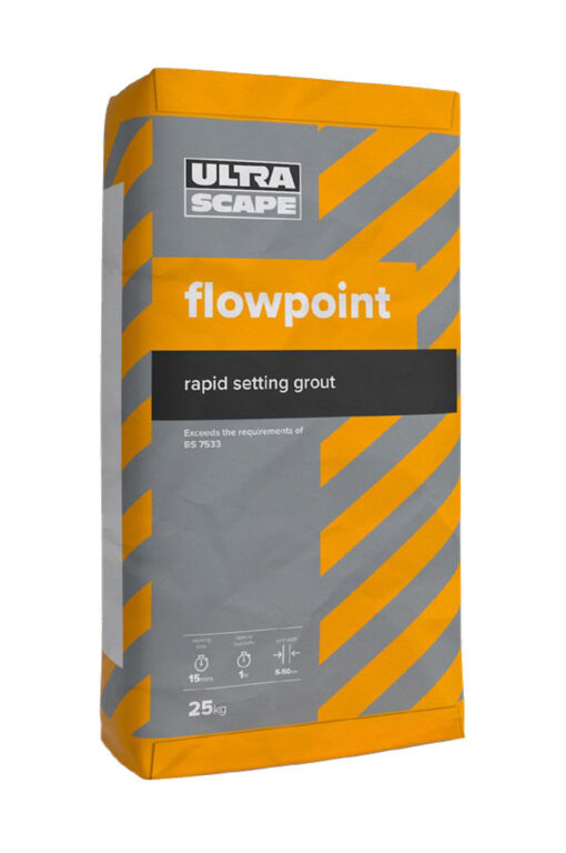 Flowpoint jointing Grout