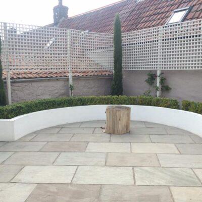 Manor House Grey Sandstone Paving 600mm x 900mm