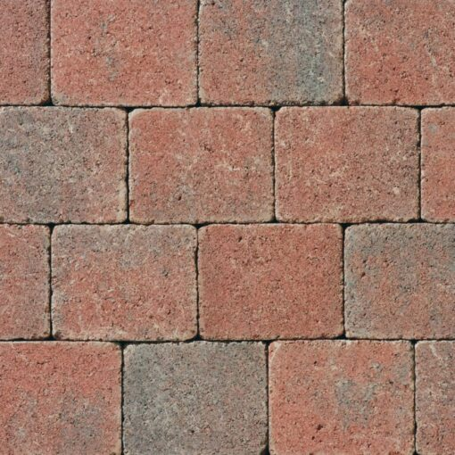 Tobermore Brindle Tumbled Block paving