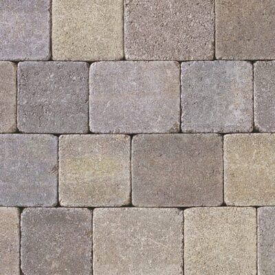 Tobermore Cedar tumbled block paving