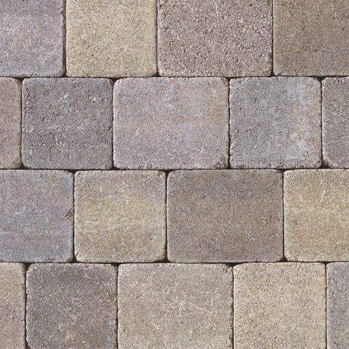 Tobermore Cedar tumbled block paving