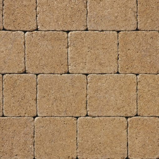 Tobermore Golden Tumbled block paving