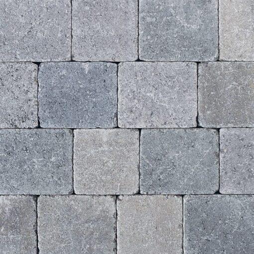 Tobermore Slate Tumbled Block Paving