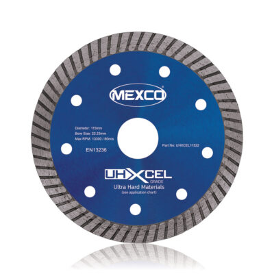 Ultra Hard Materials Diamond Blade 115mm