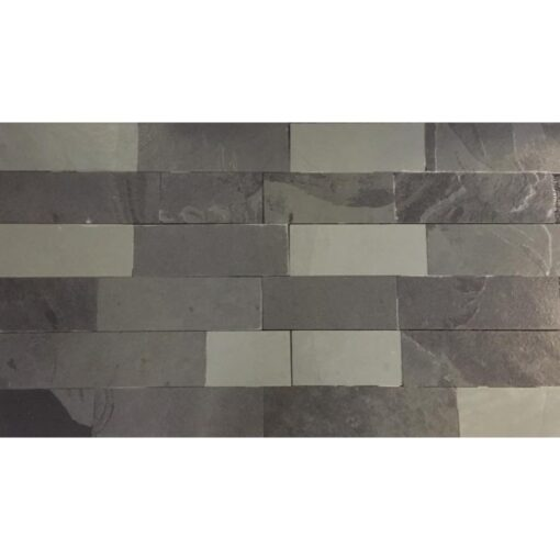 Brazilian Black Slate Dry Stack
