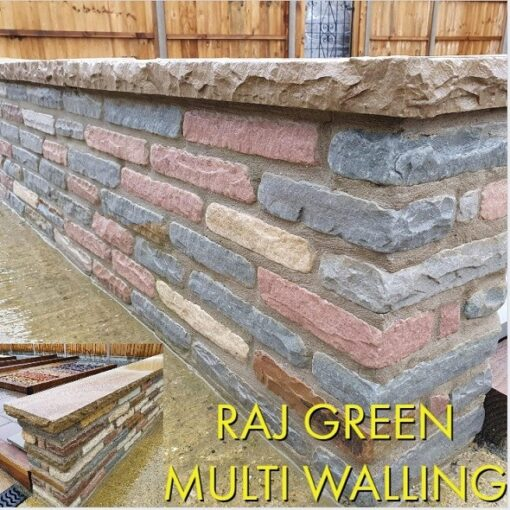 Raj Green Multi walling 5m2